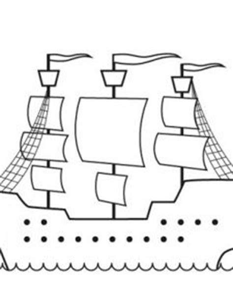 dibujo barco para colorear e imprimir dibujos para colorear de barcos