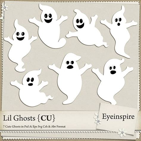 Ghost Template by Ghost Templates Neighb W Kid