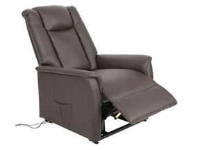 fauteuil de relaxation et releveur 233 lectrique max en pu
