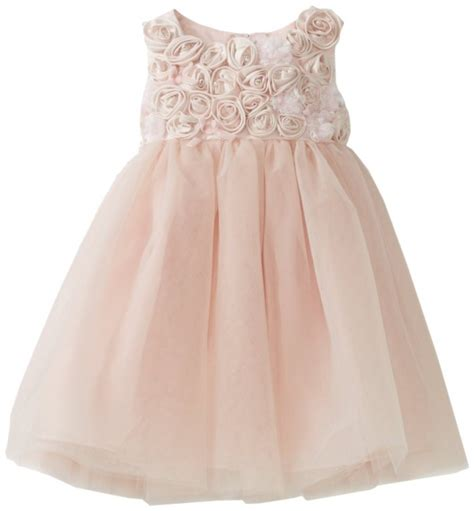 pink dresses for baby fashion