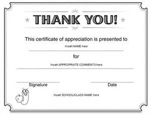 Free Award Certificate Templates For Students by Word Certificate Template 31 Free Sles