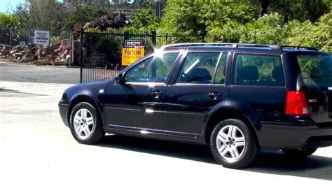 Vw Das Auto Youtube by Volkswagen Golf Wagon 2003 106km 2l Auto Youtube