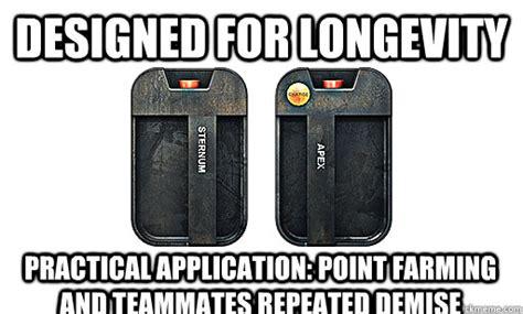 Longevity Meme - designed for longevity practical application point