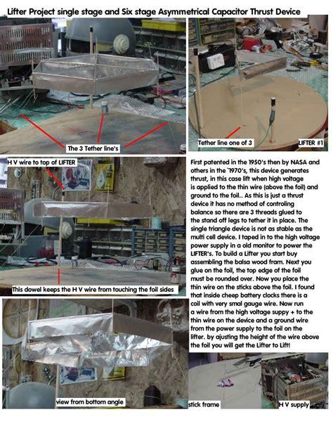 asymmetrical capacitor thruster thrust capacitor 28 images asymmetrical capacitor thrust device lifter new illuminati