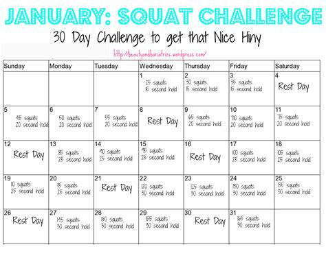 what year did the challenger up squat challenge and bariatrics
