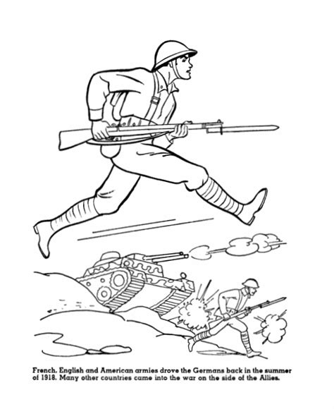 World War Coloring Pages free coloring pages of ww2 drawings