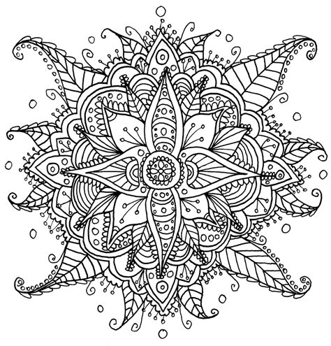 coloring pages flower mandala coloring pages printable i create coloring mandalas and give them away for free