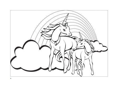 unicorn coloring pages online get this printable unicorn coloring pages online 59307