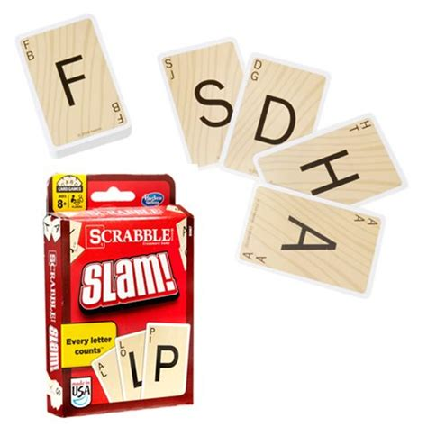 scrabble slam card scrabble slam card hasbro scrabble