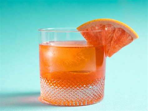 unique cocktail recipes unusual negroni aperol lillet and gin cocktail recipe