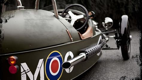 Morgan Cars Aufkleber by Morgan 3 Wheeler Review Top Gear