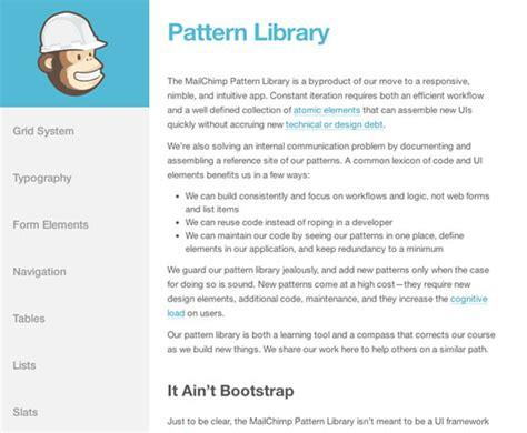 my pattern library 7 pattern libraries that will help improve your web