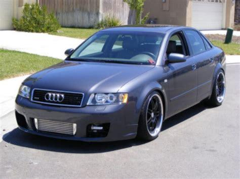 Audi A4 1 8 T by 2002 Audi A4 1 8 T Quattro Audi Colors