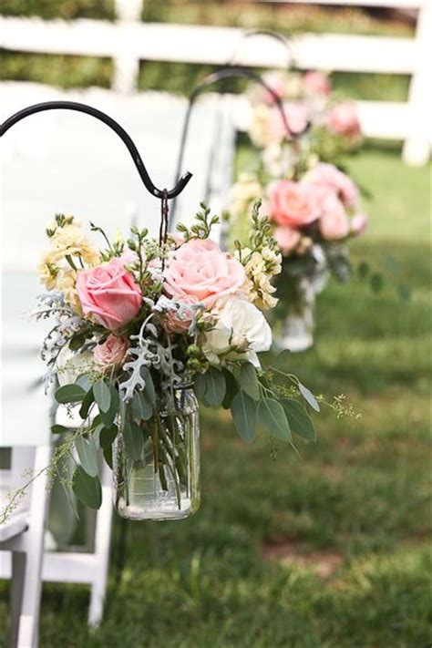 Wedding Aisle Flowers Pictures by Aisle Flowers For Outdoor Wedding Best 25 Outdoor Wedding
