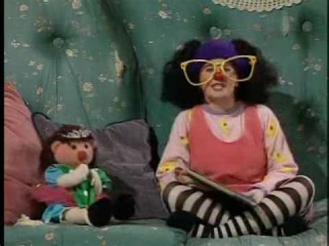comfy couch show the big comfy couch clownvitation part 3 of 3 youtube