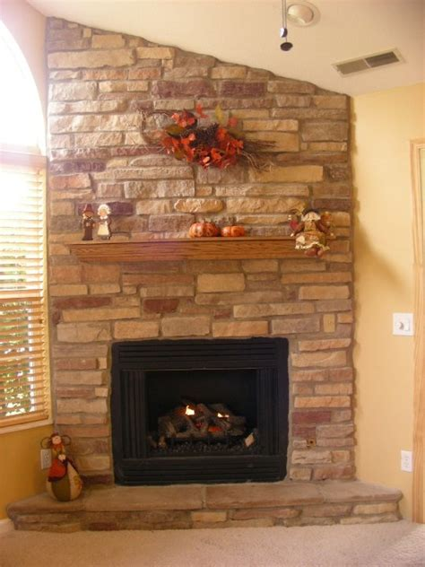 Gas Log Fireplace With Mantel 17 Best Images About Gas Log Fireplaces On