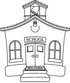 school house color page school house coloring page az coloring pages