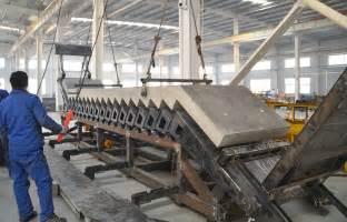 betonfertigteile treppen precast concrete stairs molds production line manufacture
