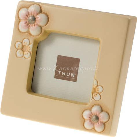 cornice thun prezzi portafoto primavera fiori thun