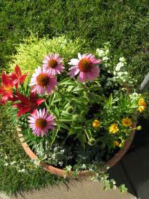 Home Interior Ideas 2015 by Decoration Container Gardens Ideas For Flower Pot