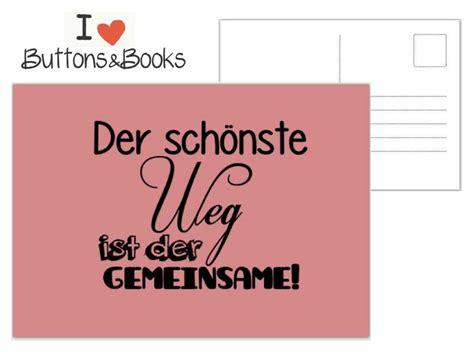 Postkarten Hochzeit by Postkarte Spruch Zitat Gru 223 Karte Liebe Hochzeit