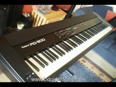 Keyboard Roland Rd 600 roland rd 600 keyboard piano pre rd700 model ebay
