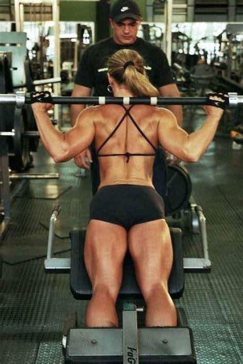 female bodybuilder bench press 17 best ideas about overhead press on pinterest diet to