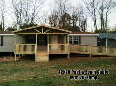porches para mobil home mobile home porches on