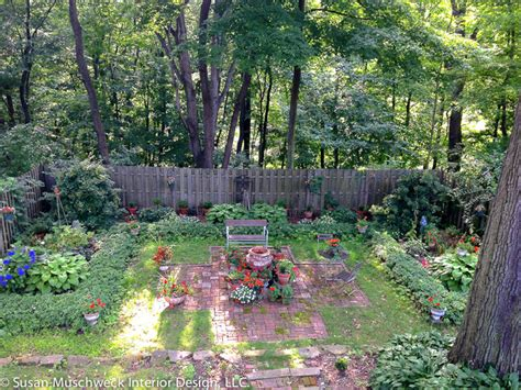 English Style Backyard Garden Traditional Landscape Other By Susan Muschweck