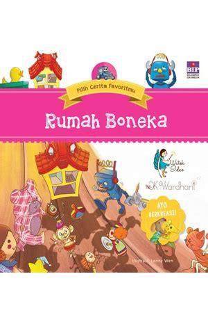 Buku Stiker Rumah Boneka jual buku pilih favoritmu rumah boneka toko buku diskon togamas togamas