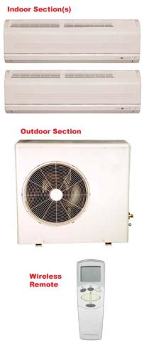 comfort aire split system comfort aire ductless town country heating supply inc