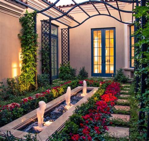 Mediterranean Garden Design Ideas Mediterranean Landscape Ideas Landscaping Gardening Ideas