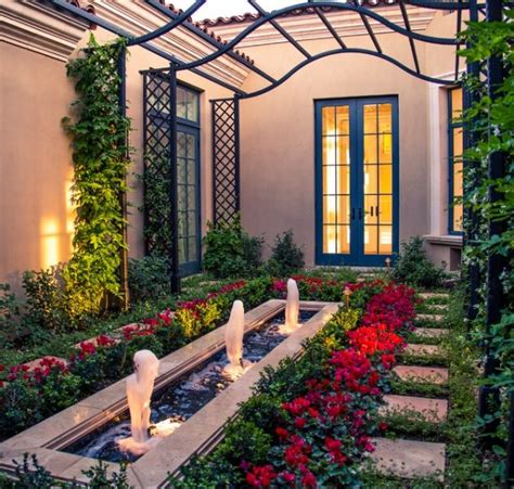 mediterranean backyard landscaping ideas mediterranean landscape ideas landscaping gardening ideas