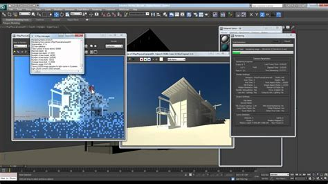 vray lighting tutorial vray sun and sky for beginners vray tutorial optimized settings vray secrets tips and