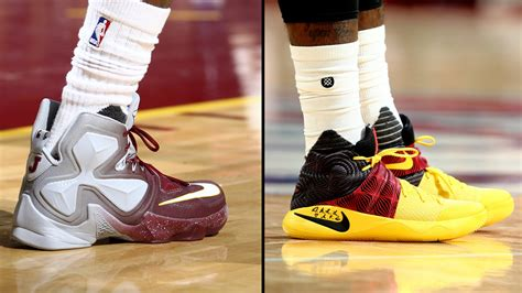 Kyrie 2 Kyrie Irving Shoes Sepatu Basket Murah lebron vs kyrie who had the better pe weartesters