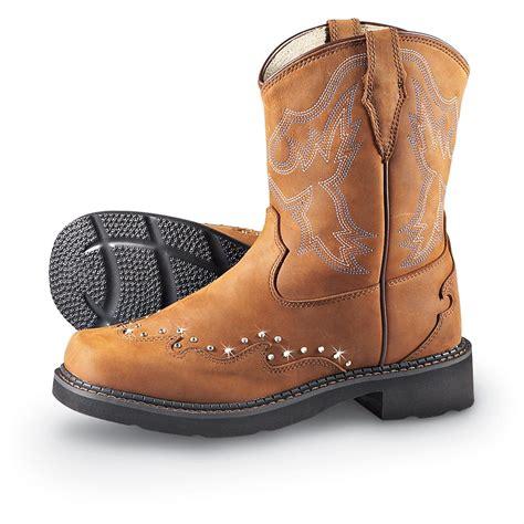 s roper 174 bling riderlite 2 boots 184729