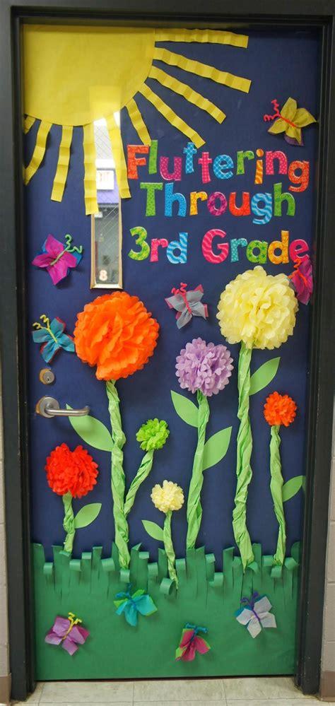 classroom door decoration projects  teachers