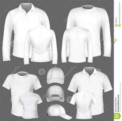 Kaos 3d Black Card polo shirt and t shirt design template stock photography