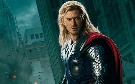 film thor brad pitt the avengers thor wallpapers hd wallpapers id 11011