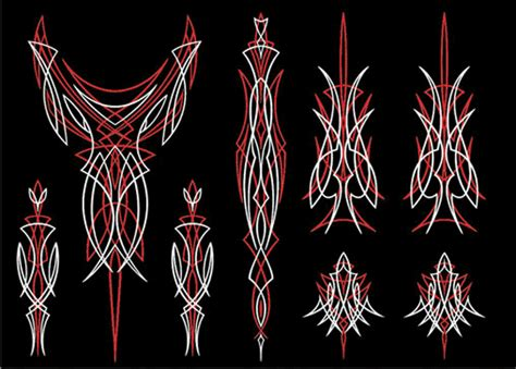 pinstripe tattoo designs cool pinstriping on motorcycles search paint