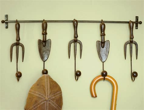 Fancy Kitchen Hooks Exles Of Using Decorative Wall Hooks To Inspire You A