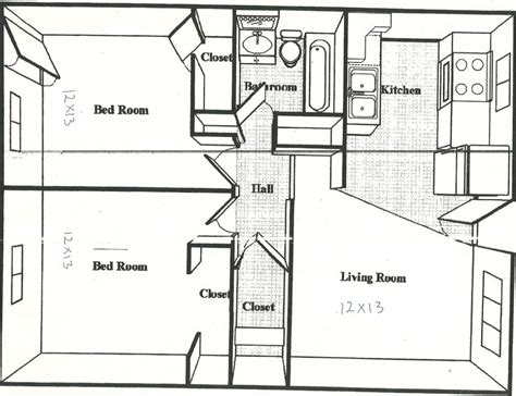 square floor plans 500 square house plans 600 sq ft apartment floor plan