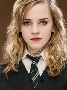hermione slytherin by nuriko12 on deviantart don t