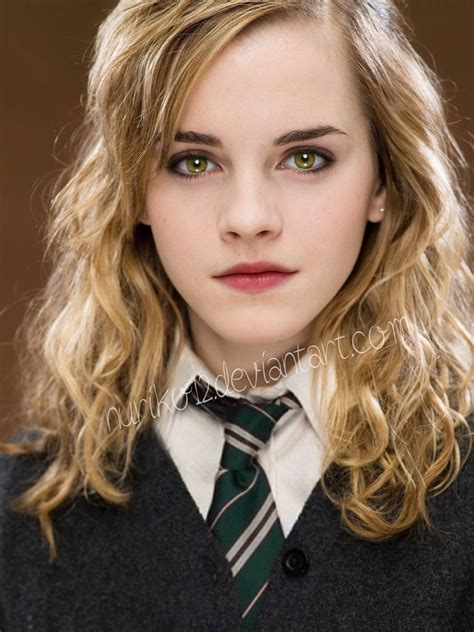 hermione granger hogwarts hermione slytherin by nuriko12 on deviantart don t