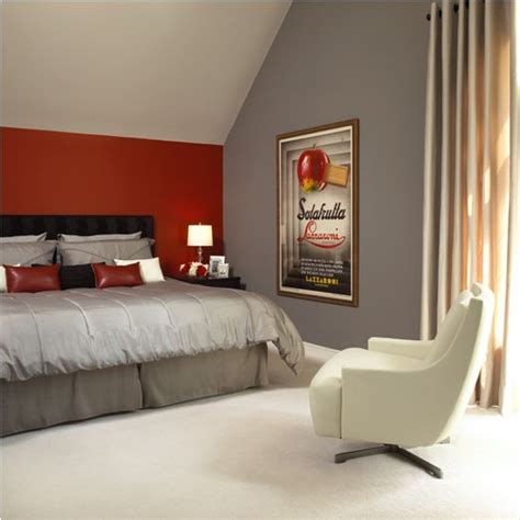 red and gray bedroom ideas bedroom designs grey and red interior design