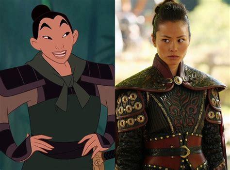 film disney versi manusia foto princess disney kartun vs versi nyata cantik mana