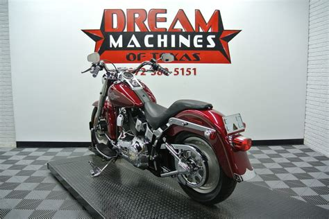 Harley Davidson Dallas by 2004 Harley Davidson Softail For Sale In Dallas