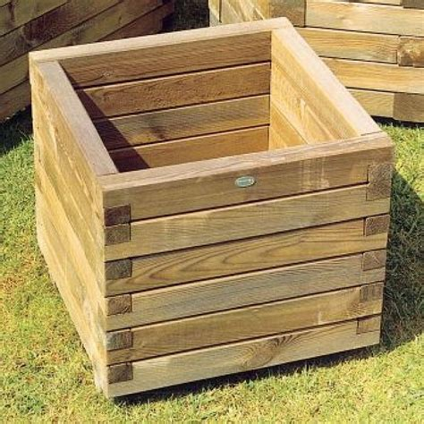 Buy Grange Elite Large Square Planter Large Square Planters
