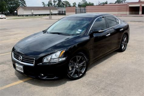 2014 Nissan Maxima Sv Sport by Nissan Maxima 3 5 Sv W Sport Package Low