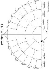 family tree fan template family tree black and white template new calendar